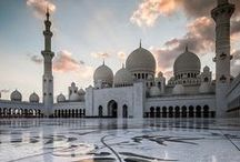 Places to explore - Middle East
