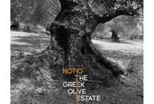 NOTIO  The Greek Olive Estate / Our Land, our Olive Oil, Our Food & our Family Company.