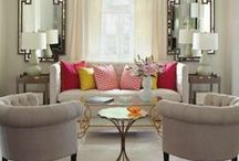 Decorating Ideas / Creating a beautiful home