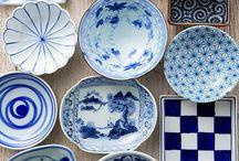 Blue & White China / Blue & White China / by lswkzoo