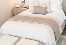 Guest Bedrooms / creating beautiful guest rooms