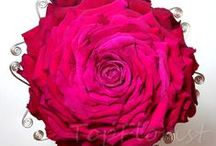 My bridal bouquets