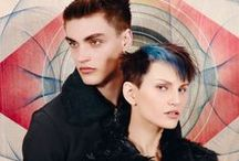 ENERGY HAIR COLLECTION FW 2014/15 / Private Gallery, la collezione autunno inverno by Italian Style Energy _ Framesi