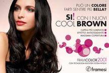 ENJOY A NEW COLOR! / nuove proposte colore da Karisma Parrucchieri