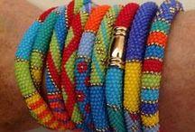 Bead Rope Crochet