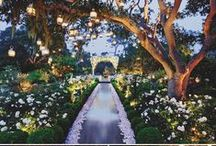 Enchanted Garden Wedding / by B & F Jewelry