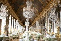 Fairy Tail Ballroom Wedding / by B & F Jewelry