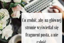 #upiększamyblog