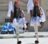 Evzones ... / Presidential guard of Greece. Είχα την μεγάλη τύχη και τιμή να δω τον γιο μου Εύζωνα!