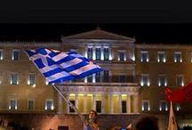 GREECE – HELLAS ... /  Όμορφη και παράξενη πατρίδα ω σαν αυτή που μου 'λαχε δεν είδα .................. Οδυσσέας Ελύτης