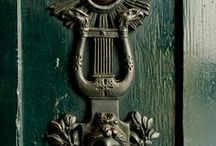 Door Knockers & handles ...