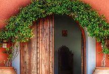 Old Houses & doors ...