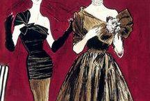 Illustrator : René Gruau ...