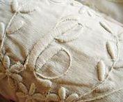 Linen, lace ...