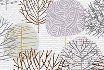 Graphiques, motifs, Wallpapers  ... / patterns, prints, textures ....