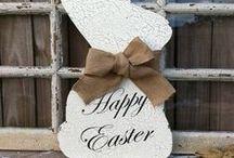 Easter/Spring=Весна/Пасха / Весенний и пасхальный декор / by Sophia S.