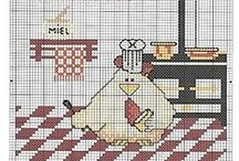 cross stitch / by cress
