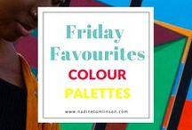 Colour Palettes and Design