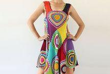 Crochet Patterns Dress, Tunic