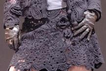 Crochet Patterns Skirt