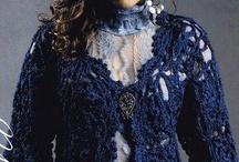 Crochet Patterns Vest, Coat