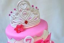 Crown / Prince / Princess cakes
