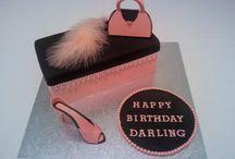 Shoes / Handbags cakes