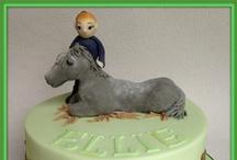 Horse / Pony / Unicorn cakes