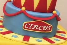 Circus/ Clown / Carnaval /Cakes