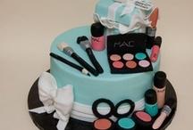 Make up / Fashion cakes