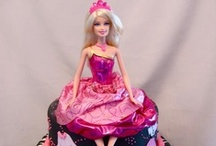 Doll / Barbie cakes