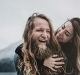 Adventure Photo Session / I photograph adventurous couples in stunning locations all around the world, showcasing beautiful places alongside the wild love shared between two people. No destination is too far, but whether at home or abroad, I focus on creating photos of you and your love that are real, emotional, and unforgettable. Here are some ideas and inspiration for planning your perfect adventure engagement photo session!