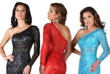 Beaded Beauties / These sparkling gowns are sure to steal the show!