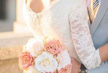 Wedding dress / by Crystal Stewart
