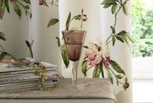 Peony Collection by Fryetts / Another one of Fryett's famous traditional florals