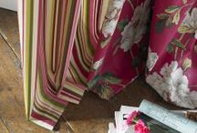 Jardin Collection by Fryetts / Traditional Floral