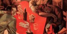 Juliusz Lewandowski (Martwy) / paintings and drawings