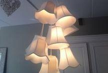 Romantische Lampen / Romantic Lamps / verschillende lampen, verschillende stijlen different lamps, different styles