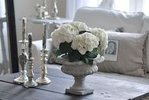 Country Home Inspiration / inspiration for at home, the country style
