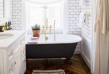 H O M E // salle de bain