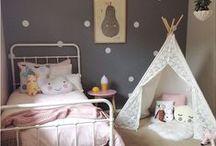 H O M E // chambre enfant