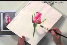 kreslení a malba