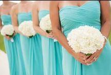 wedding blue / all blue weddings / by Tatum Bristow