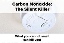 Carbon Monoxide / Protecting your family from CO poisoning