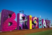 Building our bucket list for Brisbane