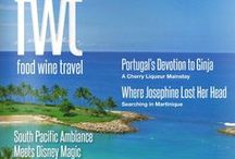 FWT Magazine #1- Sept 2015 / Luxury Travel - Highlights from the inaugural issue of FWT Magazine, September 2015