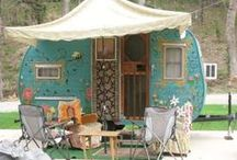 Glamping / Glamorous camping ideas and photos / by Michigan Association of Recreation Vehicles and Campgrounds (MARVAC)