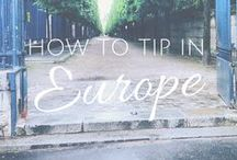 Travel: Tips & Ideas / Tips and Ideas from some of the world's most experienced travelers