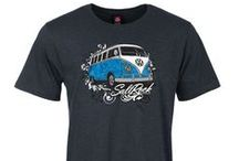 Campervan Clothing & Fashion / A collection of all Campervan, surf and beach wear, Including T-Shirts, Hoodies, caps. Anything you can wear with a campervan on will be here - http://www.campervangift.co.uk/clothing/