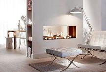 Fireplaces / Camini sublimi....